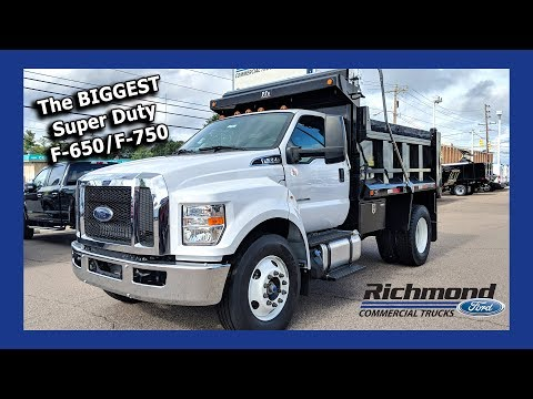 2019 Ford F-650 Price, Redesign, Specs, Release Date-2019