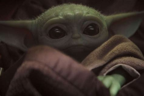 Baby Yoda Is the Best Thing About 'The Mandalorian'